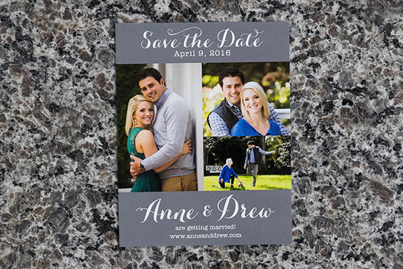 Anne Save the Date