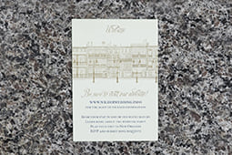 Big Easy Pocket Folder Website Card